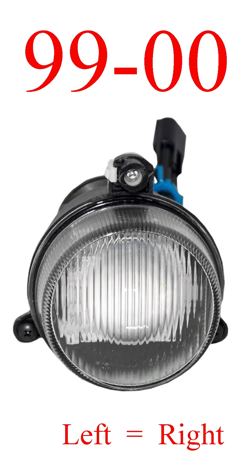 99-00 Super Duty Left Fog Light Assembly
