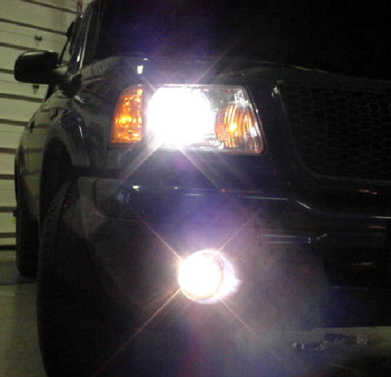 01 & Up Ford Ranger High Beam Conversion Kit