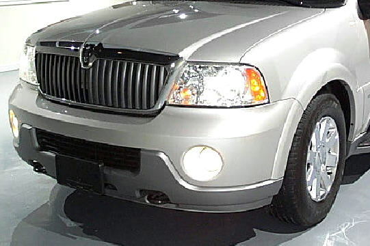 03-06 Lincoln Navigator High Beam Fog Light Kit