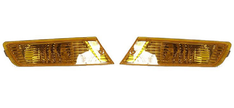 05 06 07 Jeep Liberty Parking Light Set 2Pc