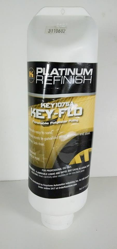 Platinum Refinish Putty