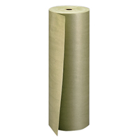 "Single Roll 6"" Wide Green Masking Paper"