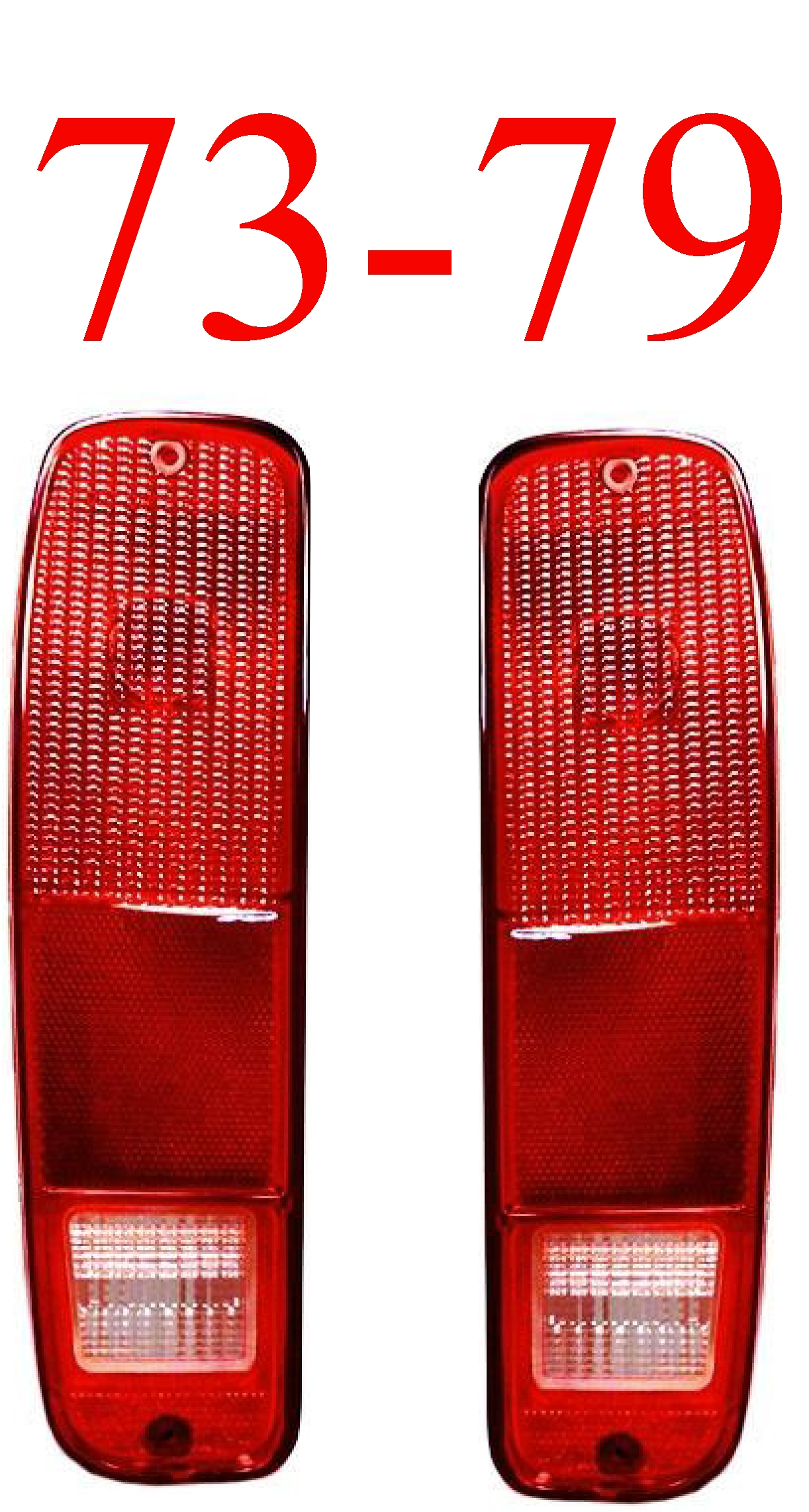 73 77 ford truck 78 79 bronco rear tail light harness. Black Bedroom Furniture Sets. Home Design Ideas