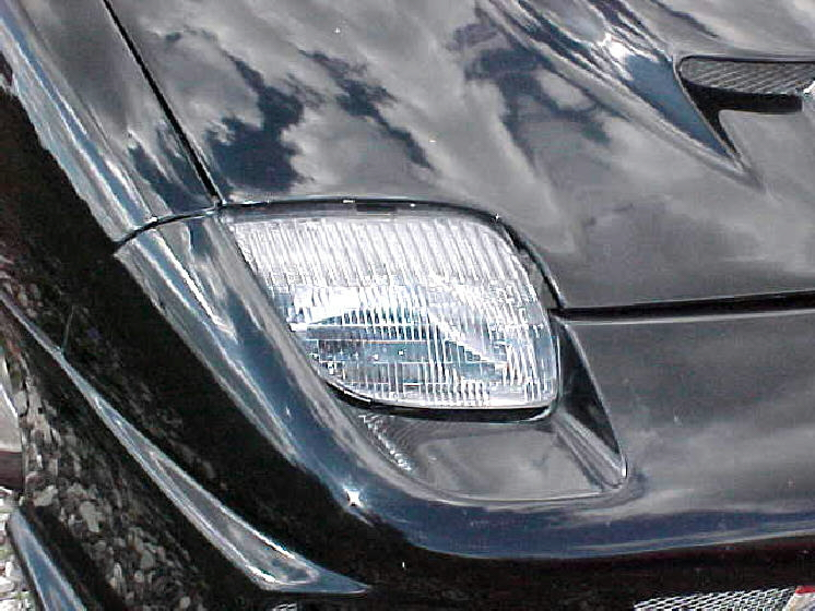 95-02 Pontiac Sunfire Right Head Light Assembly