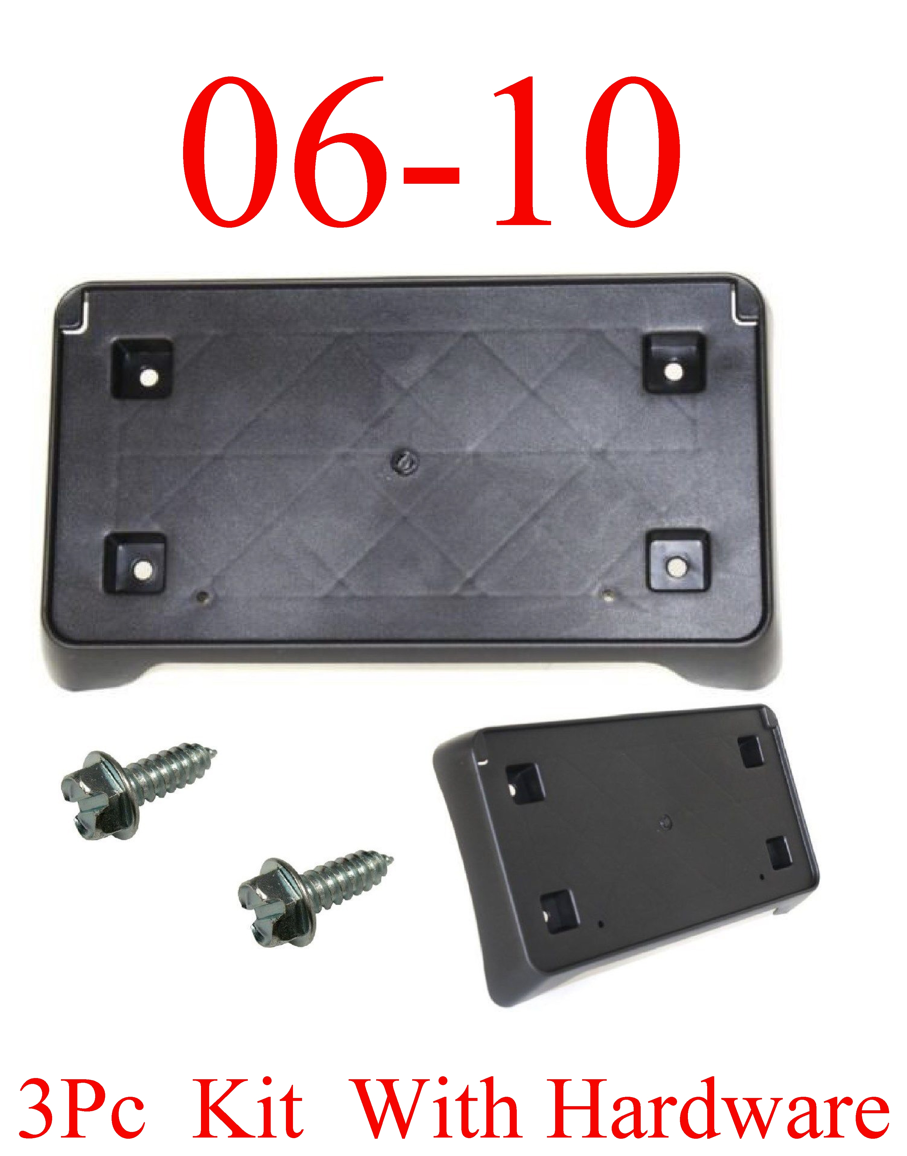 06 10 Dodge Charger Front License Plate Bracket