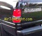 94-01 Dodge Sport Left Tail Light Assembly