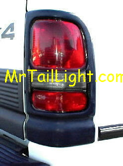 94-01 Dodge Right Tail Light Assembly Non-Sport