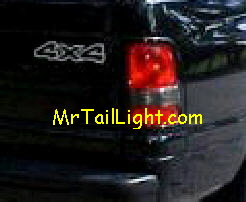 94-01 Dodge Sport Right Tail Light Assembly