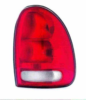 98-03 Durango 96-00 Caravan Left Tail Light Assembly