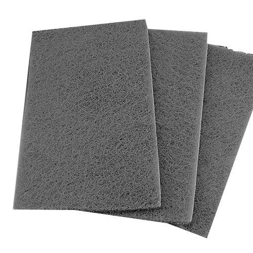 Lot of 5 Grey Scuff Pads Mirka Brand