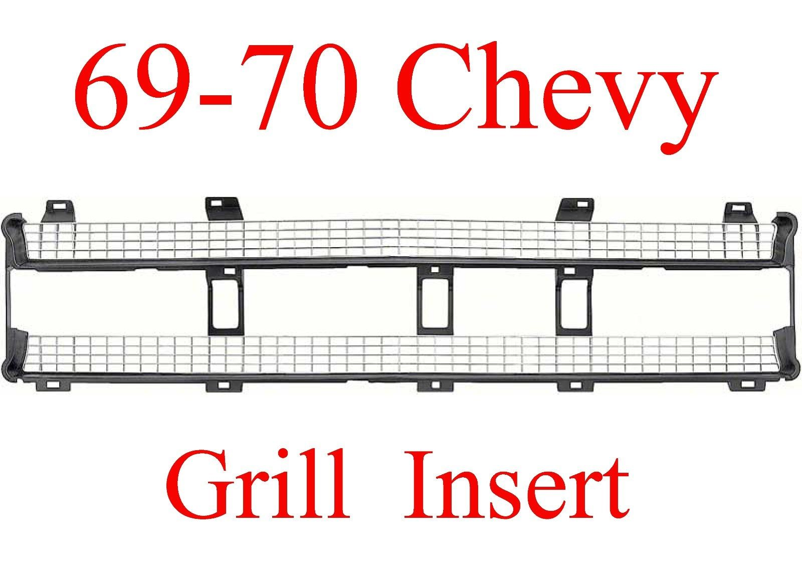 69-70 Chevy Truck Grill Insert