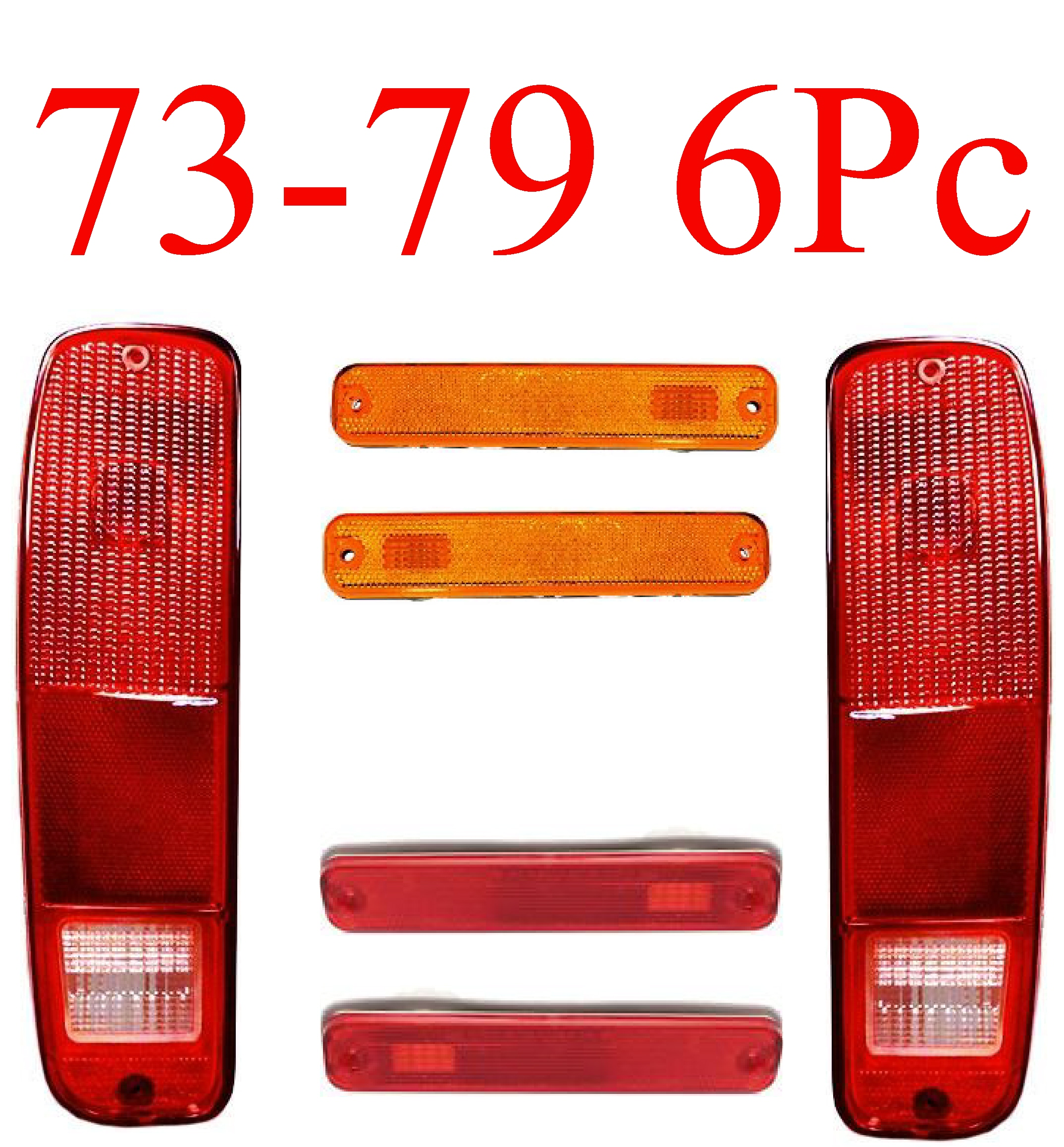 73 77 ford truck 78 79 bronco rear tail light harness online store. Black Bedroom Furniture Sets. Home Design Ideas