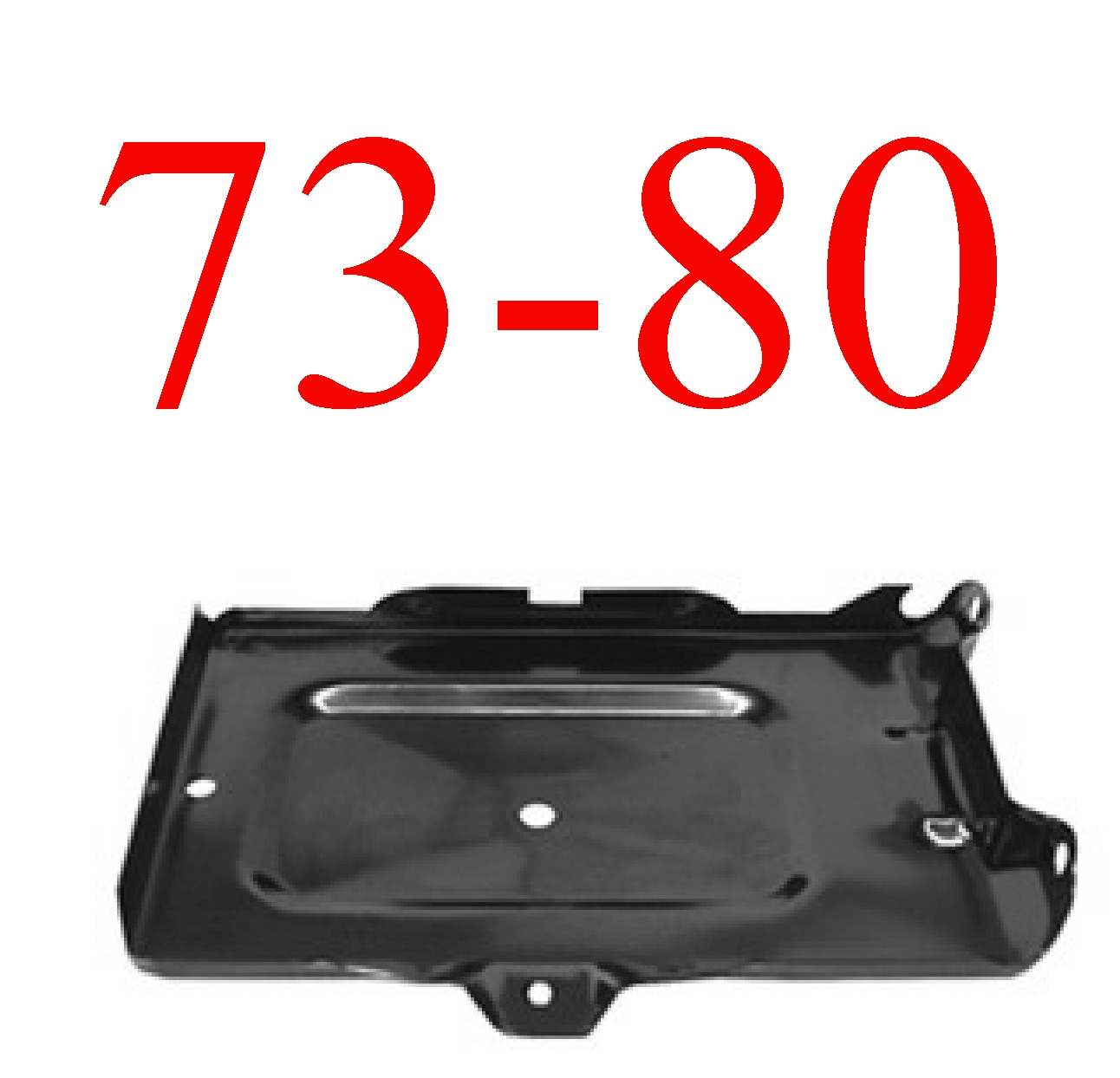 73-80 Chevy & GMC Battery Tray