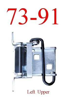 73 87 Chevy 4Pc Upper /& Lower Door Hinge Assembly Kit GMC Truck 88 91 Crew Cab