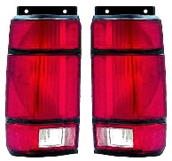 91-94 Ford Explorer 2Pc Tail Light Set