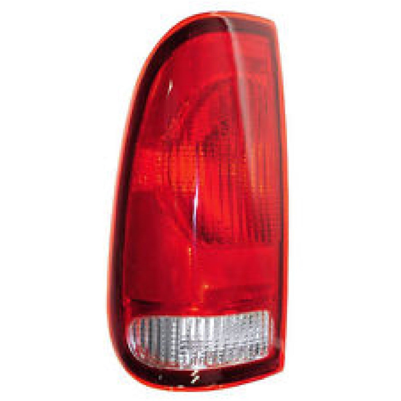 99-07 Super Duty Left Tail Light Assembly