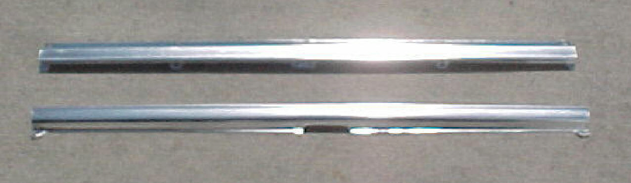80-86 Ford Truck & Bronco 2Pc Grill Trim