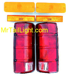80-86 Truck & Bronco 6Pc Light Kit