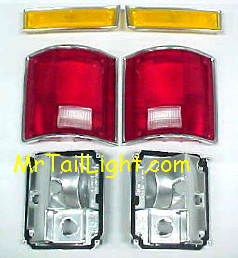 81-87-91 Chevy GMC 6Pc Stock Light Kit