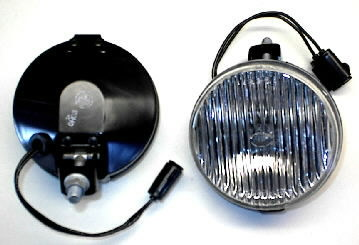 87-93 Mustang OEM Fog Lights