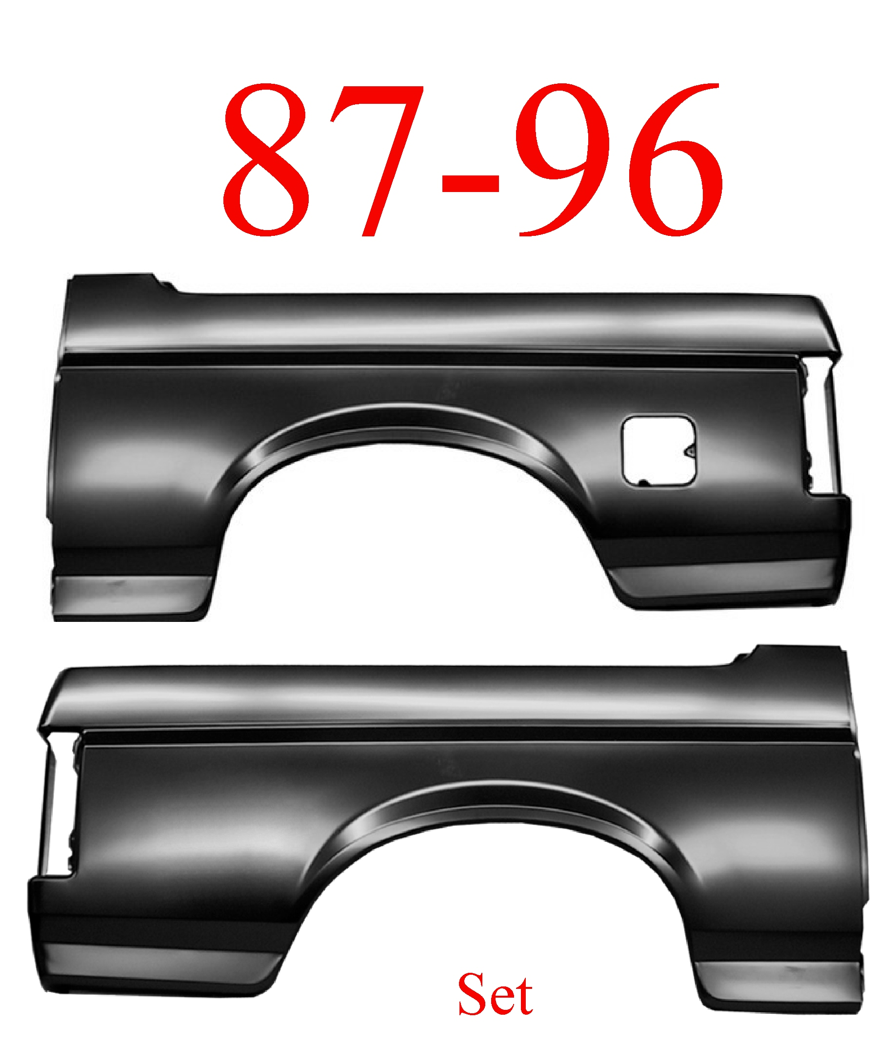 Ford Truck & Bronco 80-96, MrTailLight com Online Store