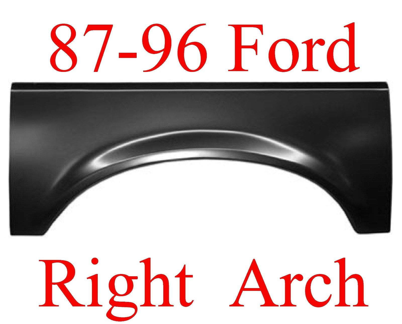 Ford Repair Panel: Parts Accessories eBay