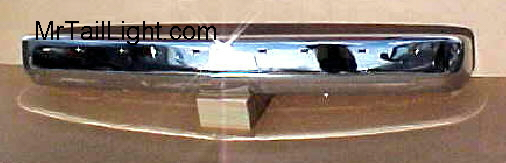88-98 Chevy GMC Bumper With Pad Strip Holes