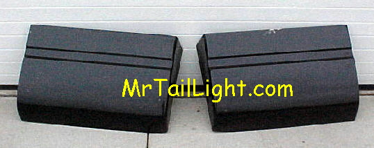 88-98 Chevy & GMC Truck Extended Cab Corner Set 2Pc