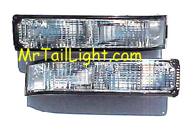 88-98 Chevy Work Truck Parking Light Set