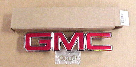 Lighted GMC Emblem http://www.mrtaillight.com/index.php?cPath=455_592
