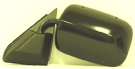 88-98 Chevy GMC Swing Away Mirror Black Left