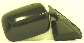 88-98 Chevy GMC Swing Away Mirror Black Right