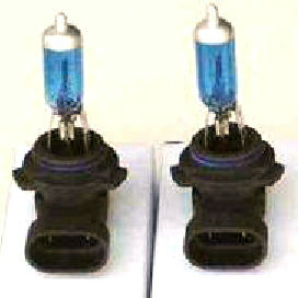 9006 HID Xenon Gas Charged Head Light Bulbs