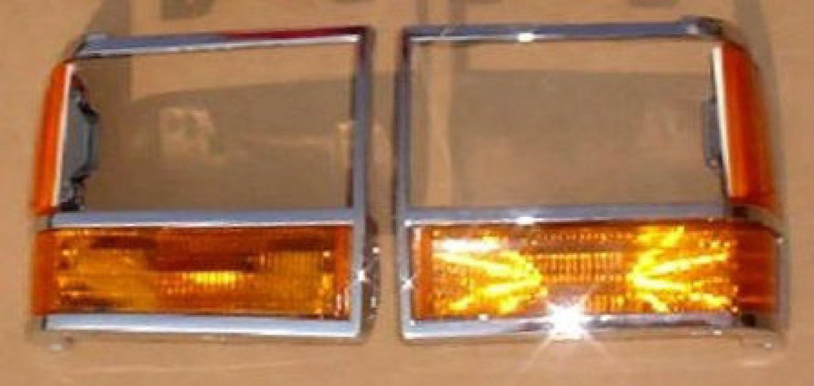 89-92 Ranger/91-94 Explorer/89-90 Bronco II 6Pc Light & Door Kit