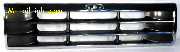 91-94 Ford Explorer Chrome Grill