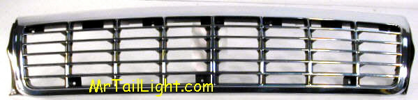 91-96 Chevy Caprice Chrome Grill