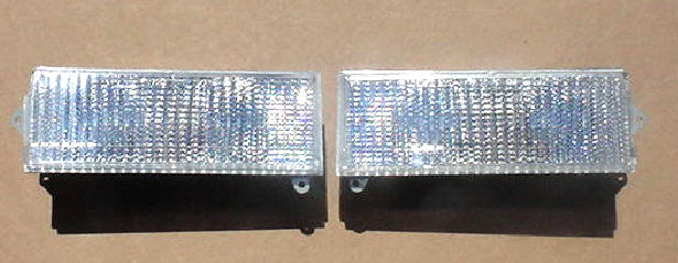 84-96 Jeep Cherokee 2Pc Parking Light Kit