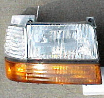 92-96 Truck Bronco 3Pc Right Head Light Kit