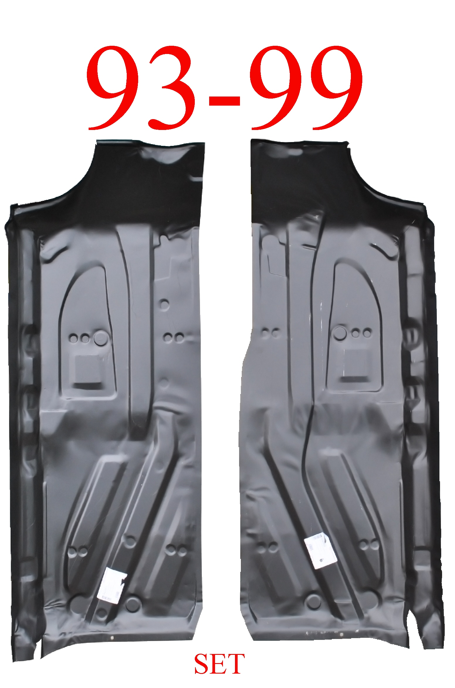 93-99 MK3 Jetta Golf Full Length Floor Pan Set