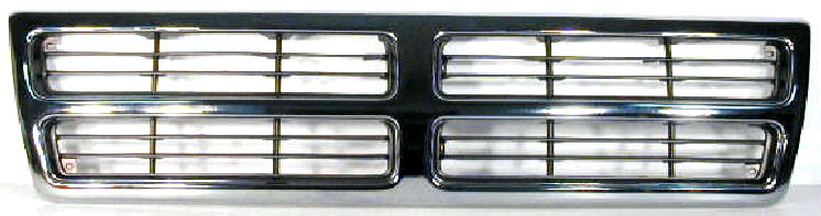 94-97 Dodge Van Chrome Grill