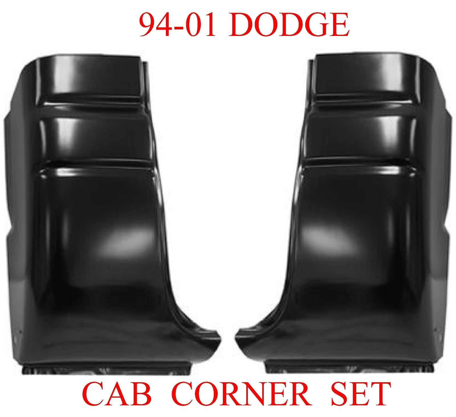 94-01 Dodge Ram Regular Cab Corner Set