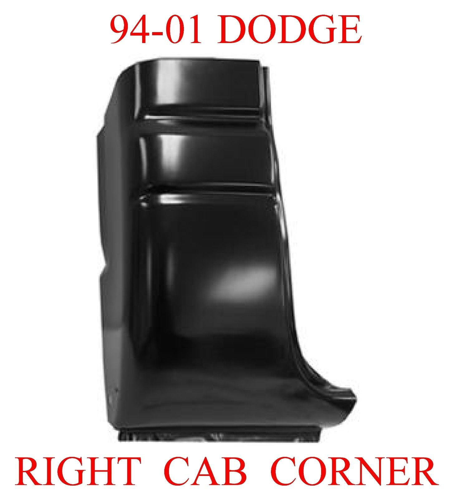 94-01 Dodge Ram Right Regular Cab Corner
