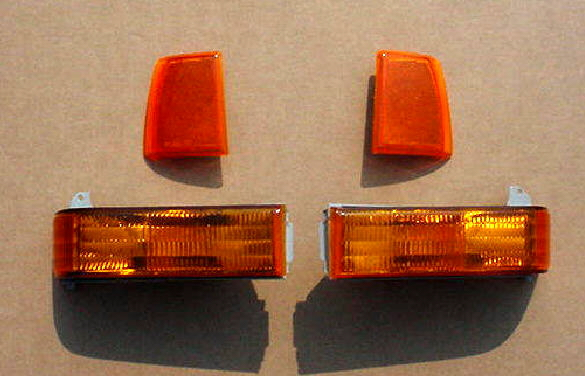 91-94 Ford Explorer 4Pc Parking Lights