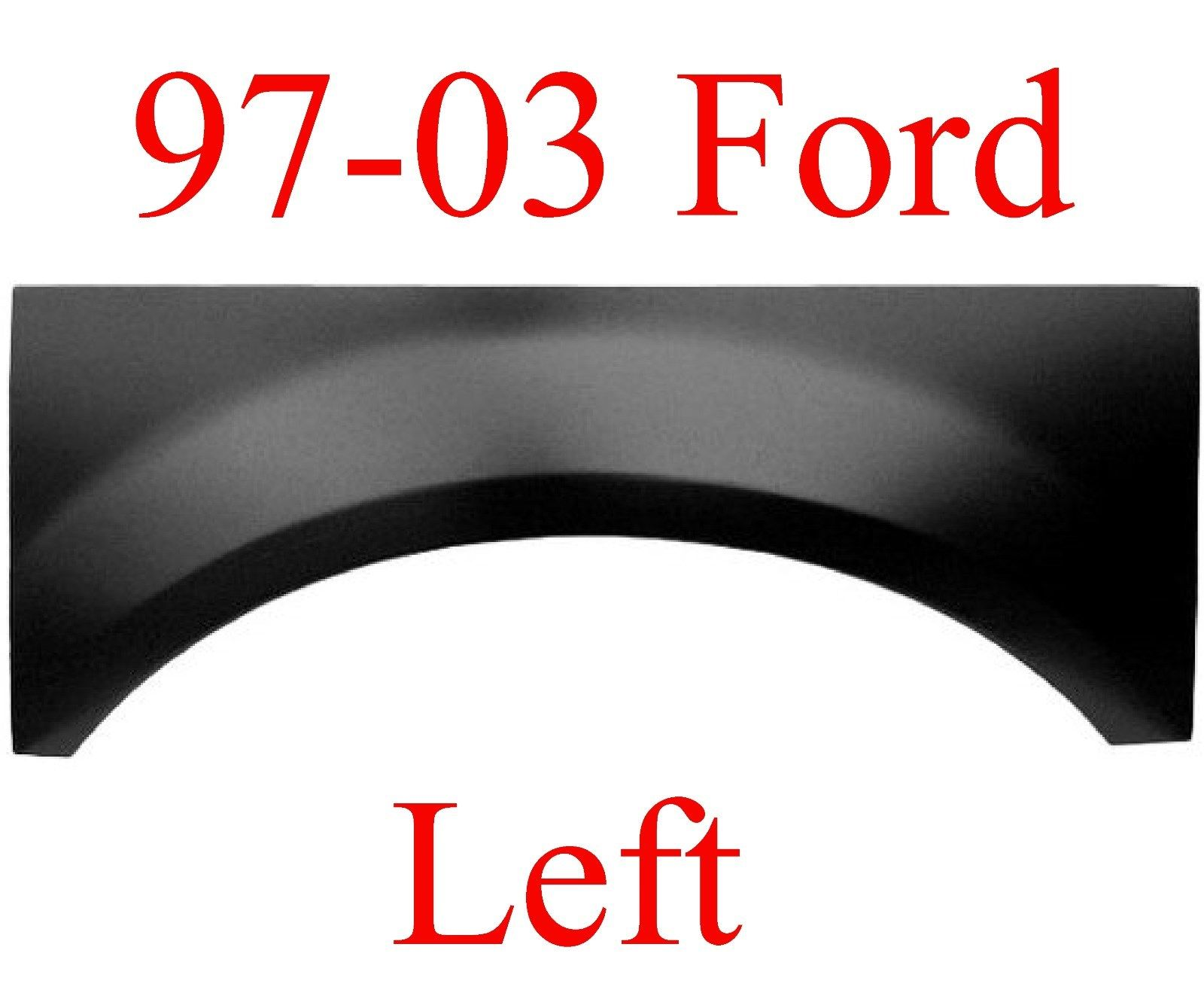 97-03 Ford F150 Left Upper Arch