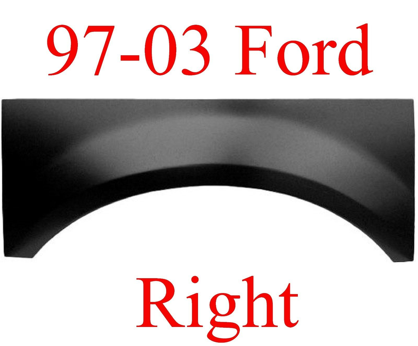 97-03 Ford F150 Right Upper Arch