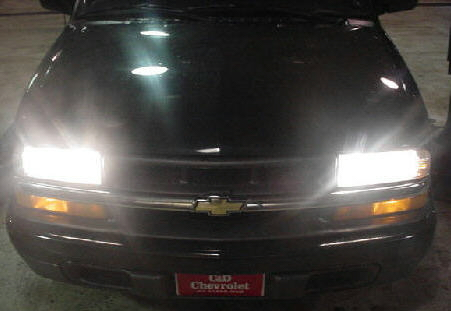 98-04 Chevy S10 GMC S15 High Beam Conversion Kit