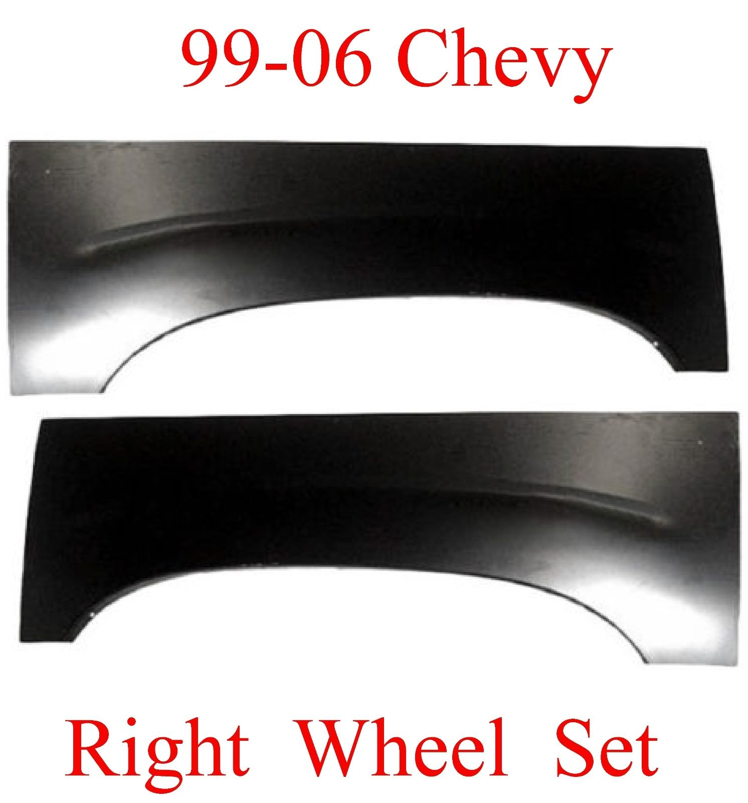 99-06 Chevy GMC Upper Arch Set