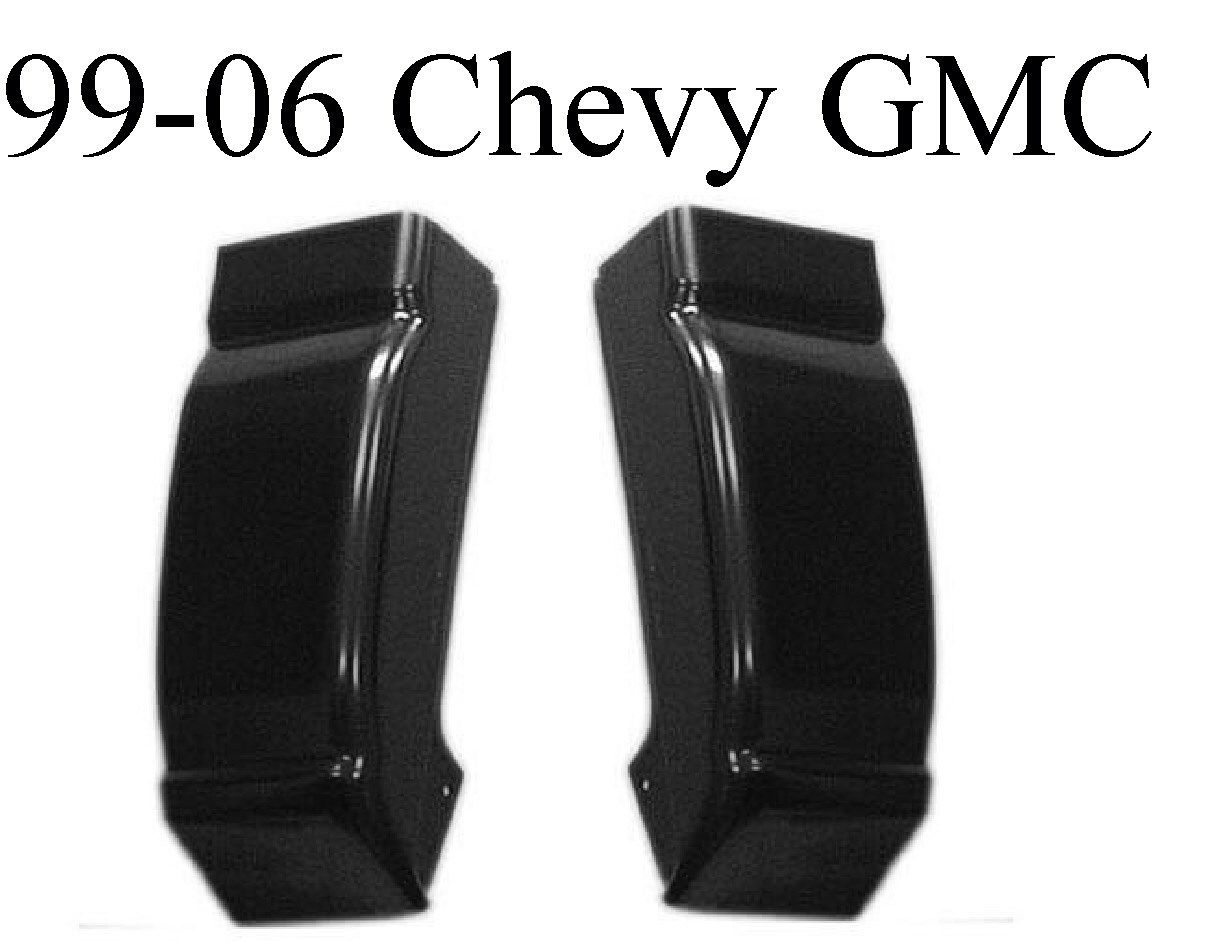 99-06 Chevy GMC Regular Cab Corner Set