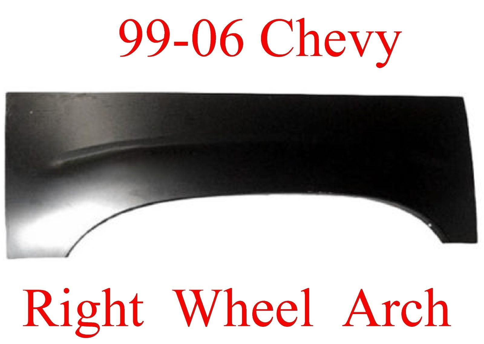 99-06 Chevy GMC Right Upper Arch