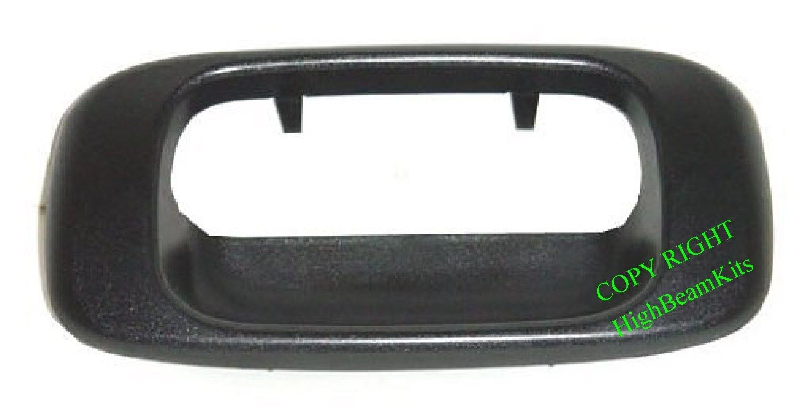 99-06 Chevy GMC Textured Tail Gate Bezel